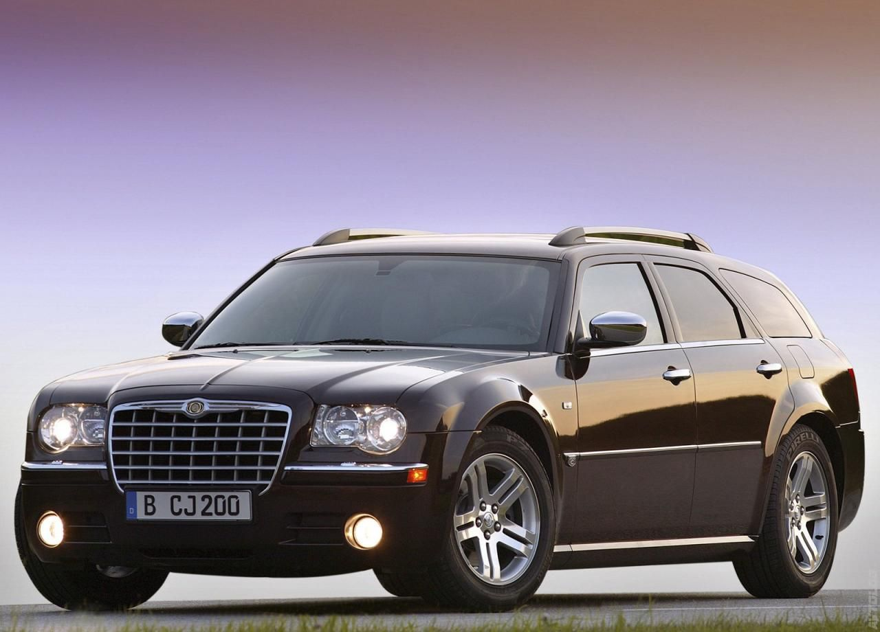 2005 Chrysler 300c Touring With Images Chrysler 300c Touring
