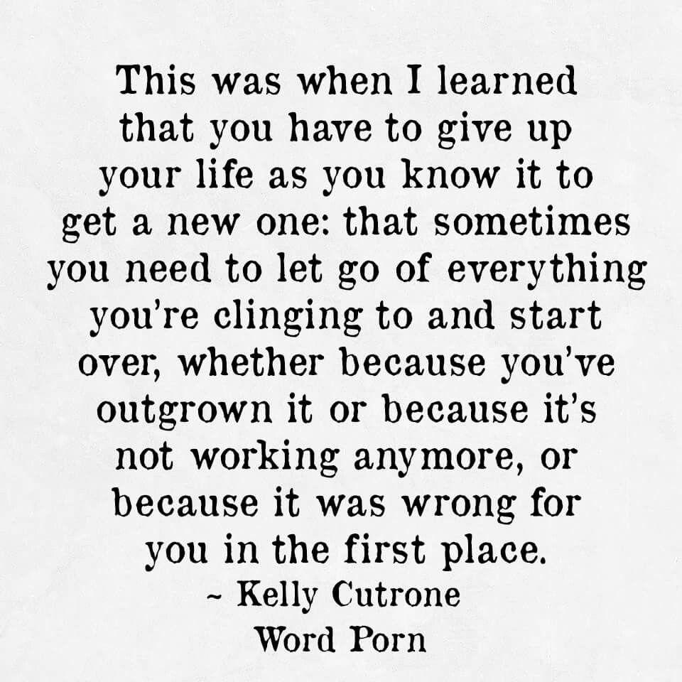 New beginnings Fresh start Quotes uc Pinterest Fresh start