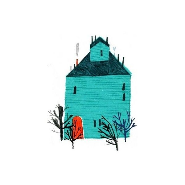 """FFFFOUND!"" on Designspiration ❤ liked on Polyvore featuring buildings"