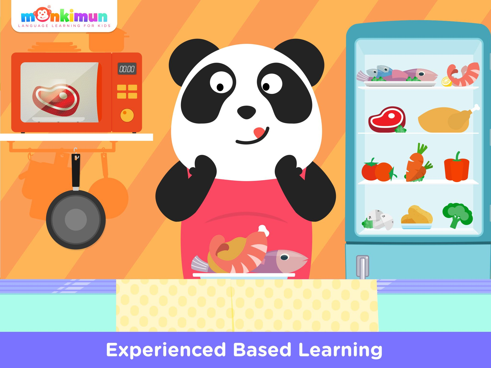 Monki Home screenshot Parenting apps, Language learning apps