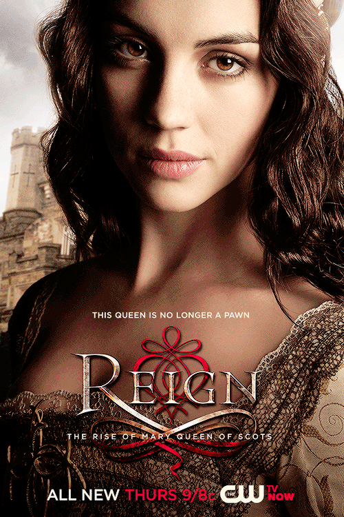 "Reign - ♕ Queen of Scots ♕ [Mary Stuart/Adelaide Kane] #8: ""Someone made a twitter account for my cat... I was devastated because I wanted to make one!"" - Fan Forum"