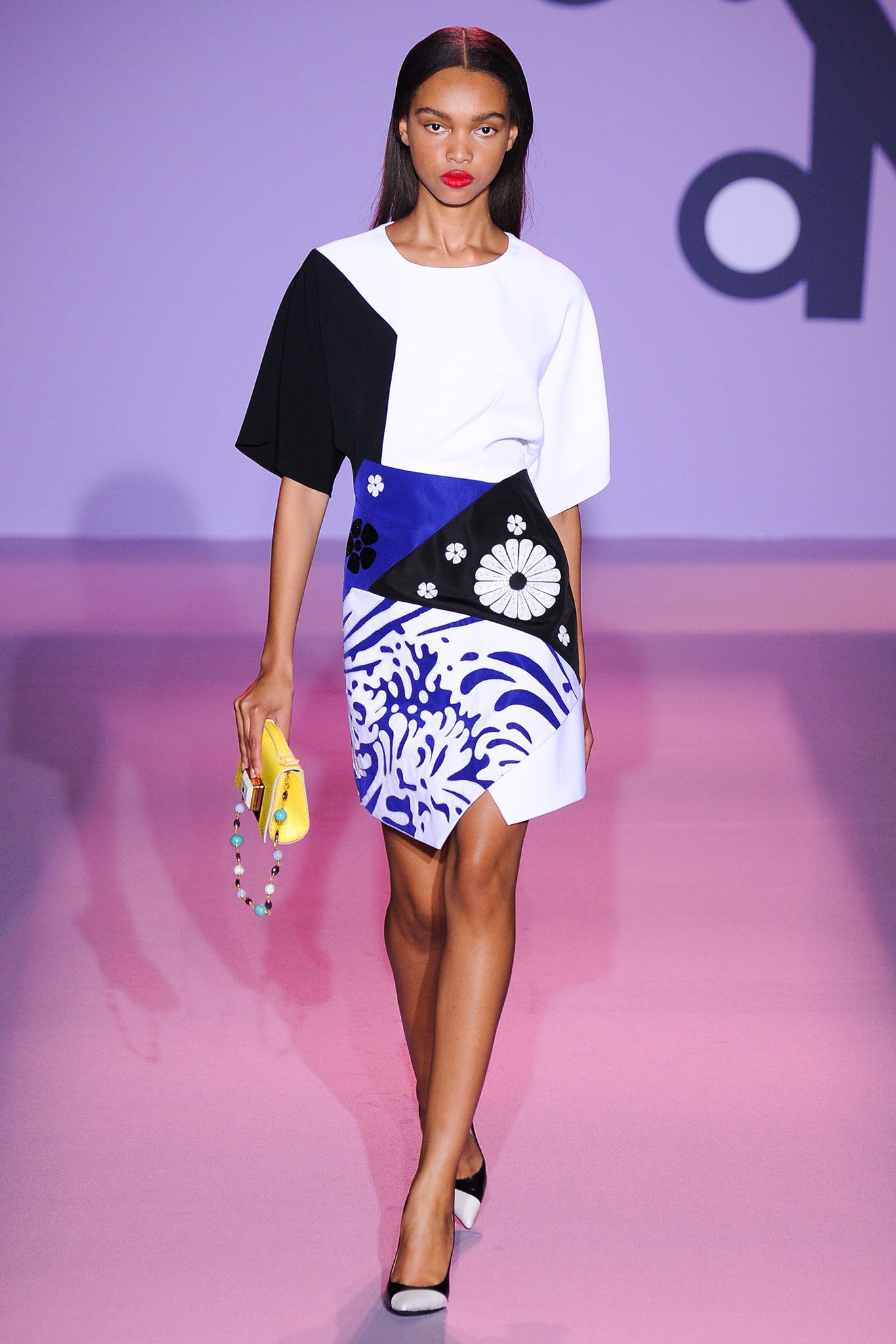Spring 2015 Ready-to-Wear - Andrew Gn - Samantha Archibald
