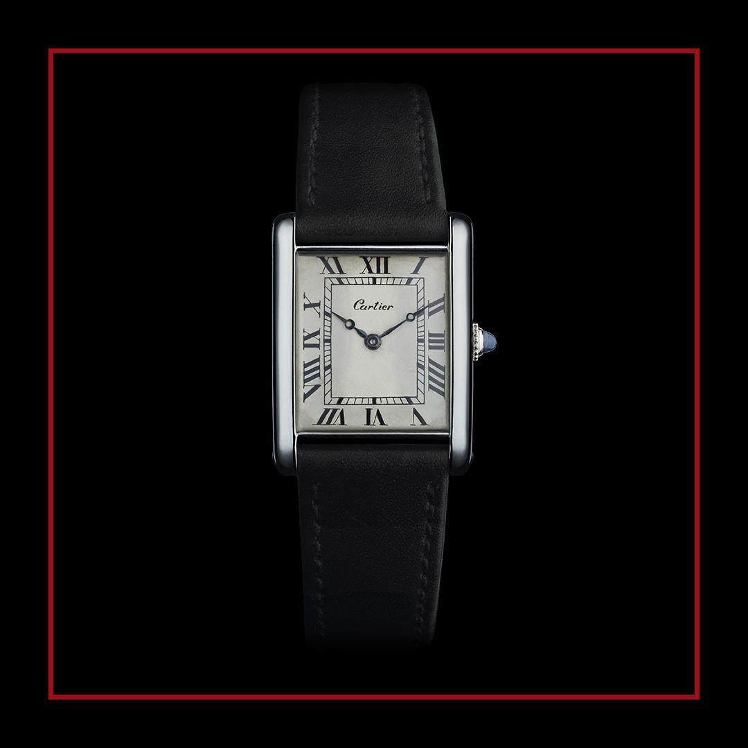 1922 Louis Cartier Uhr