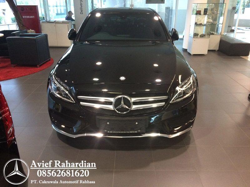 Jual New Mercedes Benz C 200 Amg Nik 2018 Mercedes Benz Jakarta