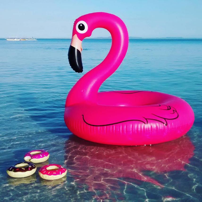 Giant Pink Flamingo Pool Float Pink Flamingo Pool Flamingo Pool