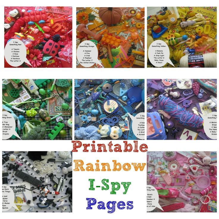 ispy pages~ green black & white  business for kids i