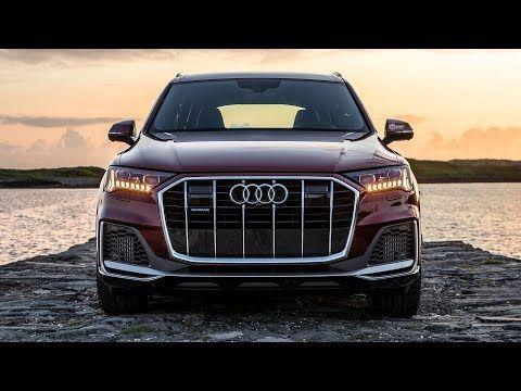 All Cars New Zealand Video 2020 New Audi Q7 55tfsi Major Facelift Audi Q7 High Performance Cars Audi