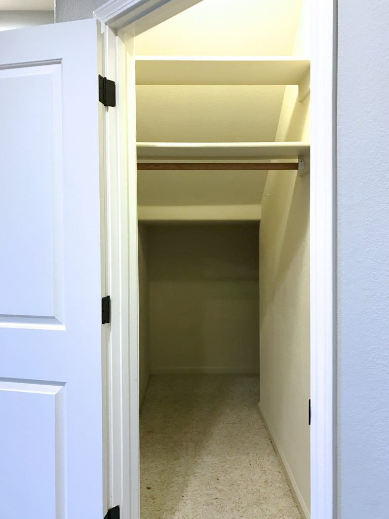 Simply Done The Ultimate Under Stairs Closet Simply Organized In 2020 Closet Under Stairs Stairway Storage Under Stairs