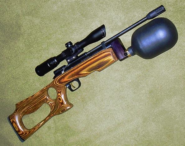 Custom Crosman / Benjamin airguns, parts and genuine replacement