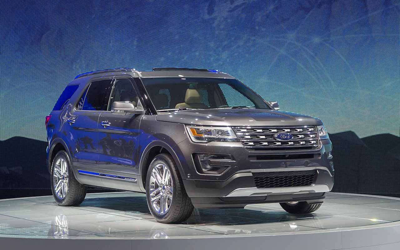 2017 Ford Explorer Price and Release Date http//www