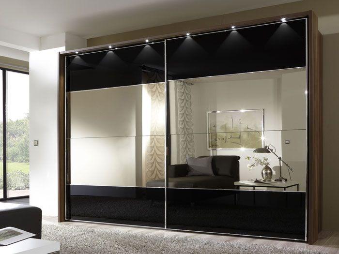 Resultado de imagen para closets modernos de madera y - Armarios puertas correderas espejo ...