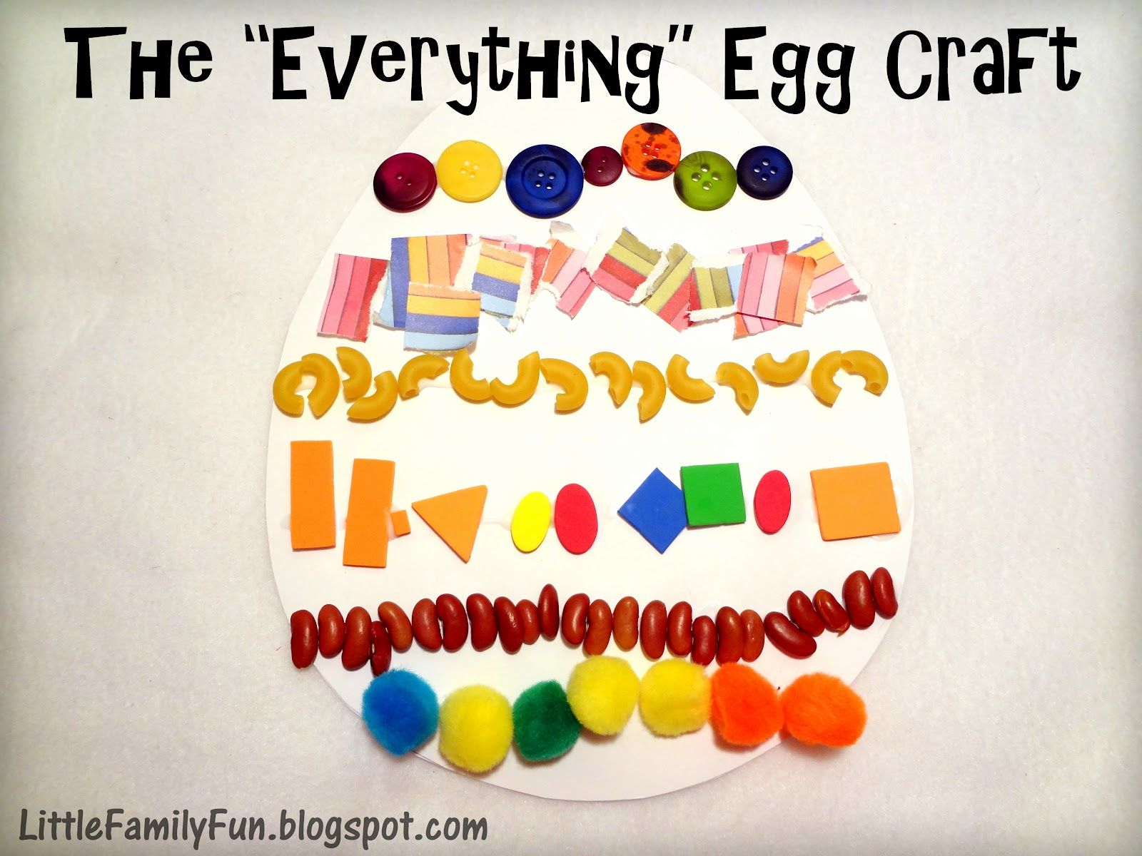 Little Family Fun: Easter Index