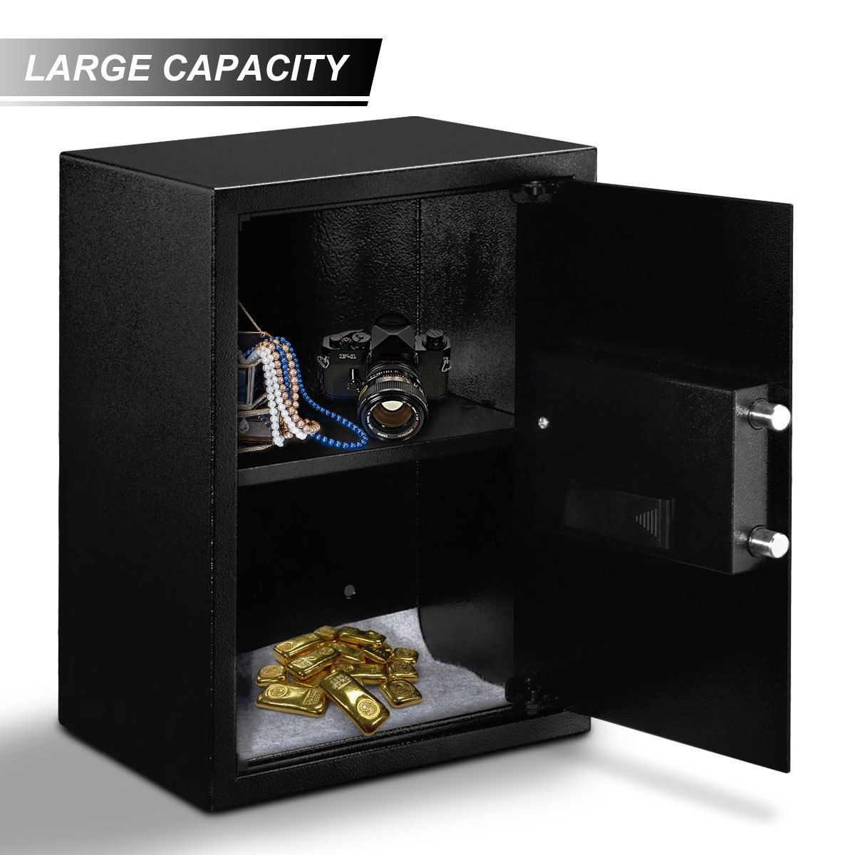 how to open sentry fire safe without key