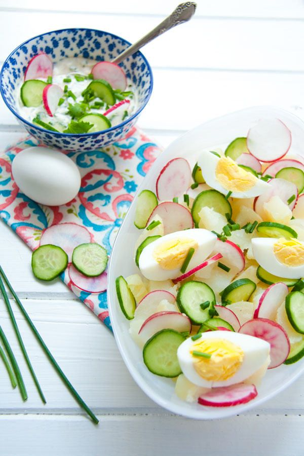 Get Ready For Easter With These Healthy Egg Salads