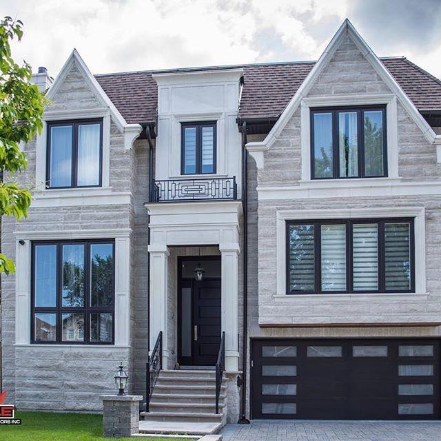 Custom Home Designs Toronto: MapledoorsBringing You Into The Dark On A Sunny Wednesday