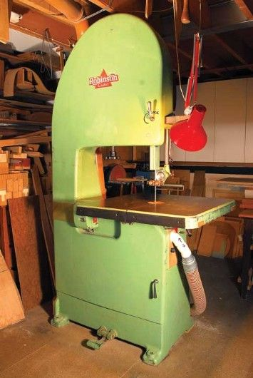 Precision Band Saw Popular Woodworking Magazine Bandsaw Popular Woodworking Woodworking