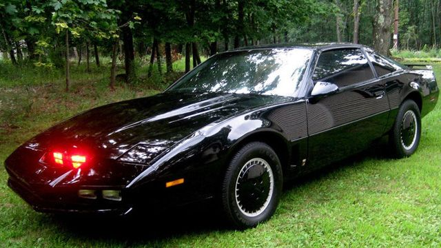 Original K I T T From Knight Rider Goes Up For Auction Cars Movie Tv Cars Knight Rider