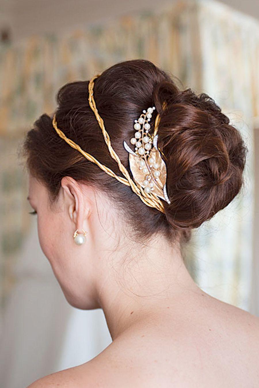 accessorize | headbands | vintage wedding hair, best wedding