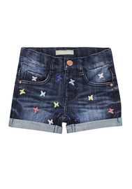 Name It Butterfly Denim Shorts