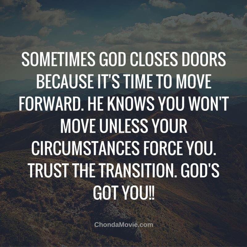 When God Closes A Door He Opens A Window Awesome Sayings