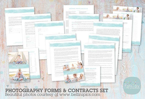 Ng Photography Contracts  Forms Creativework  Templates
