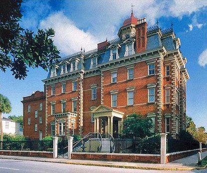 Charleston Hotels In South Carolina