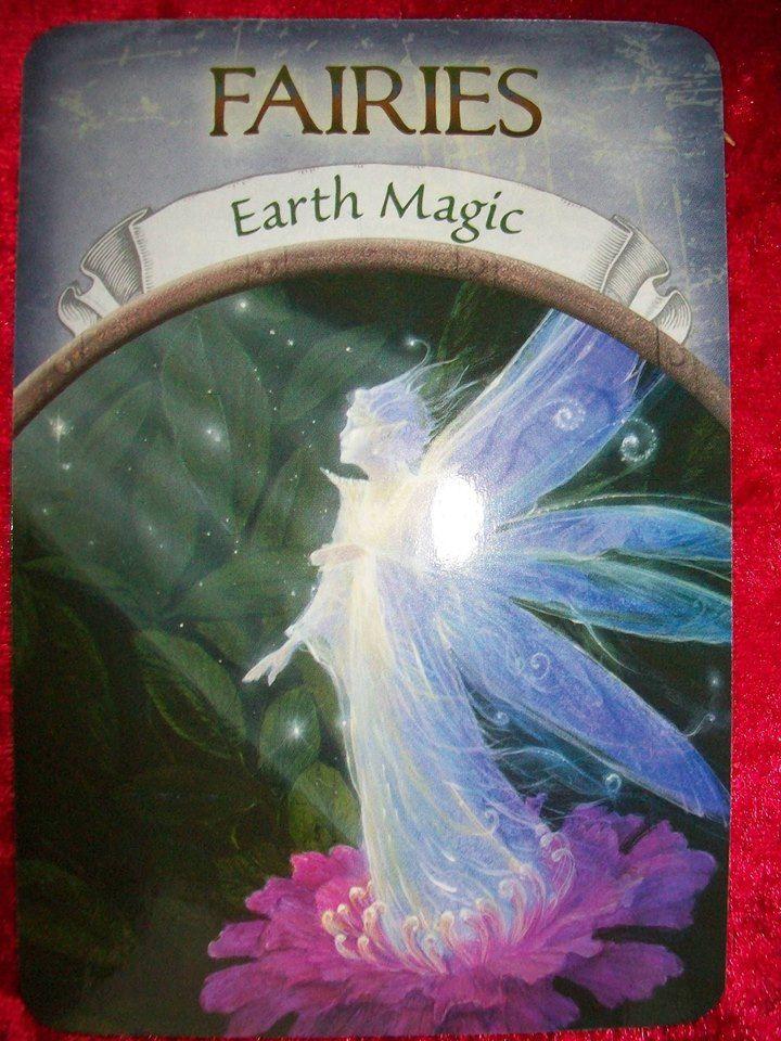 I believe in fairies angel oracle cards oracle cards