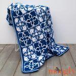 There You Go Throw - free crochet pattern on Mooglyblog.com!