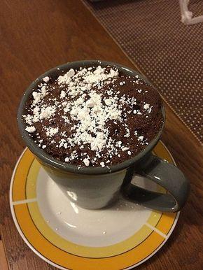 Tassenkuchen (Brownie) | Chefkoch