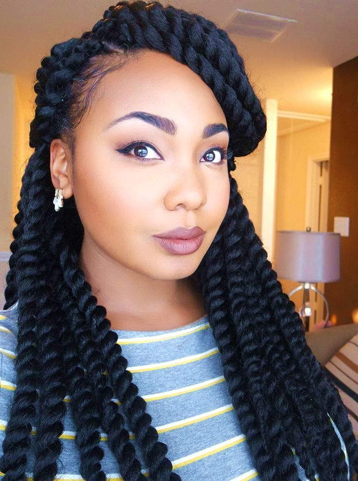 18 Fabulous Crochet Braids Hairstyles