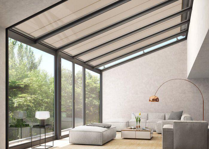 WGM Top - Le store de véranda sur toiture en 2020   Toiture veranda, Toiture, Stores
