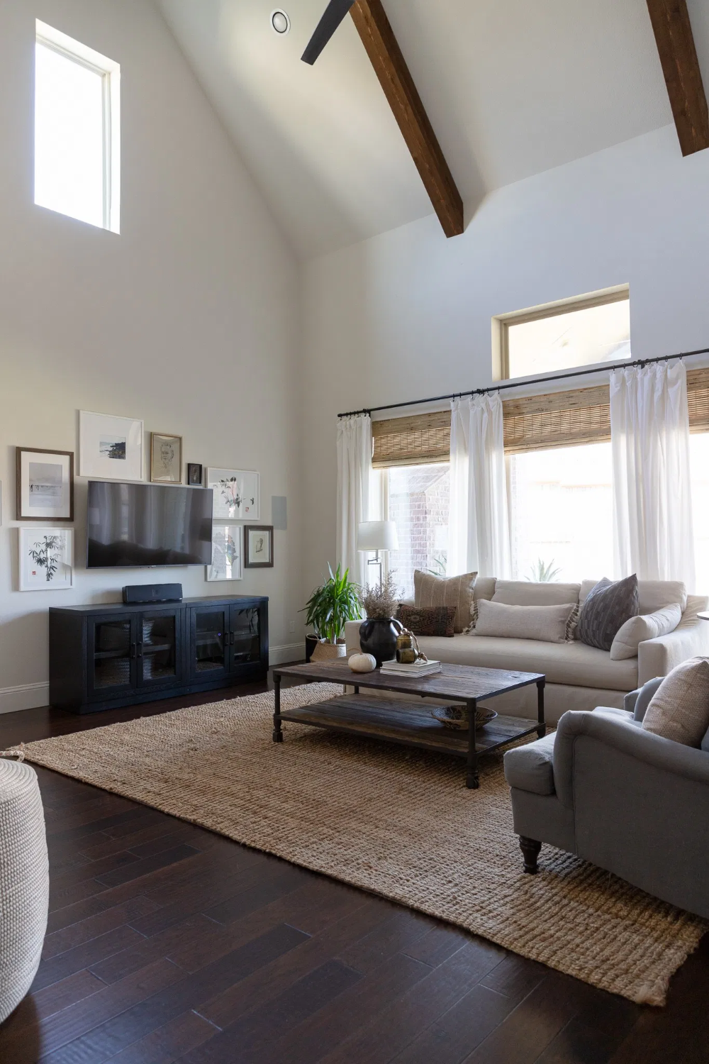 Late Fall Home Tour | Ikea pax, Clean living rooms