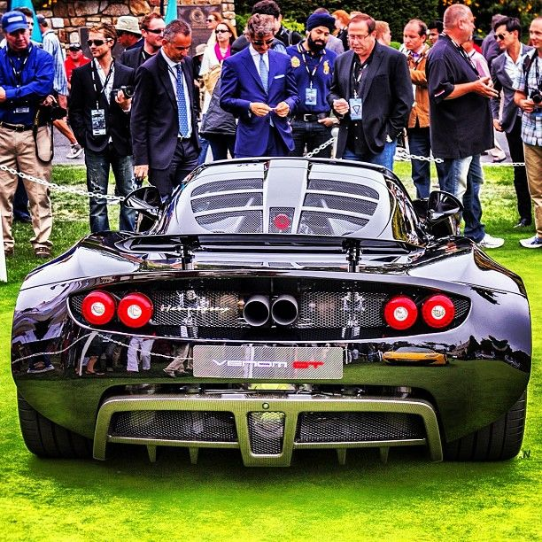 What Is The Fastest Production Car In The World >> Hennessey Venom Gt The Fastest Production Car In The World