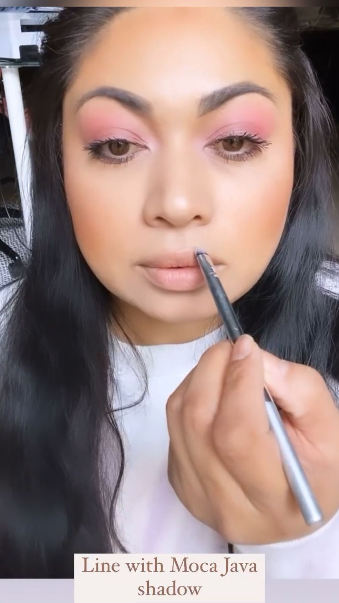 How To Make Lips Appear Fuller Using ShadowSense
