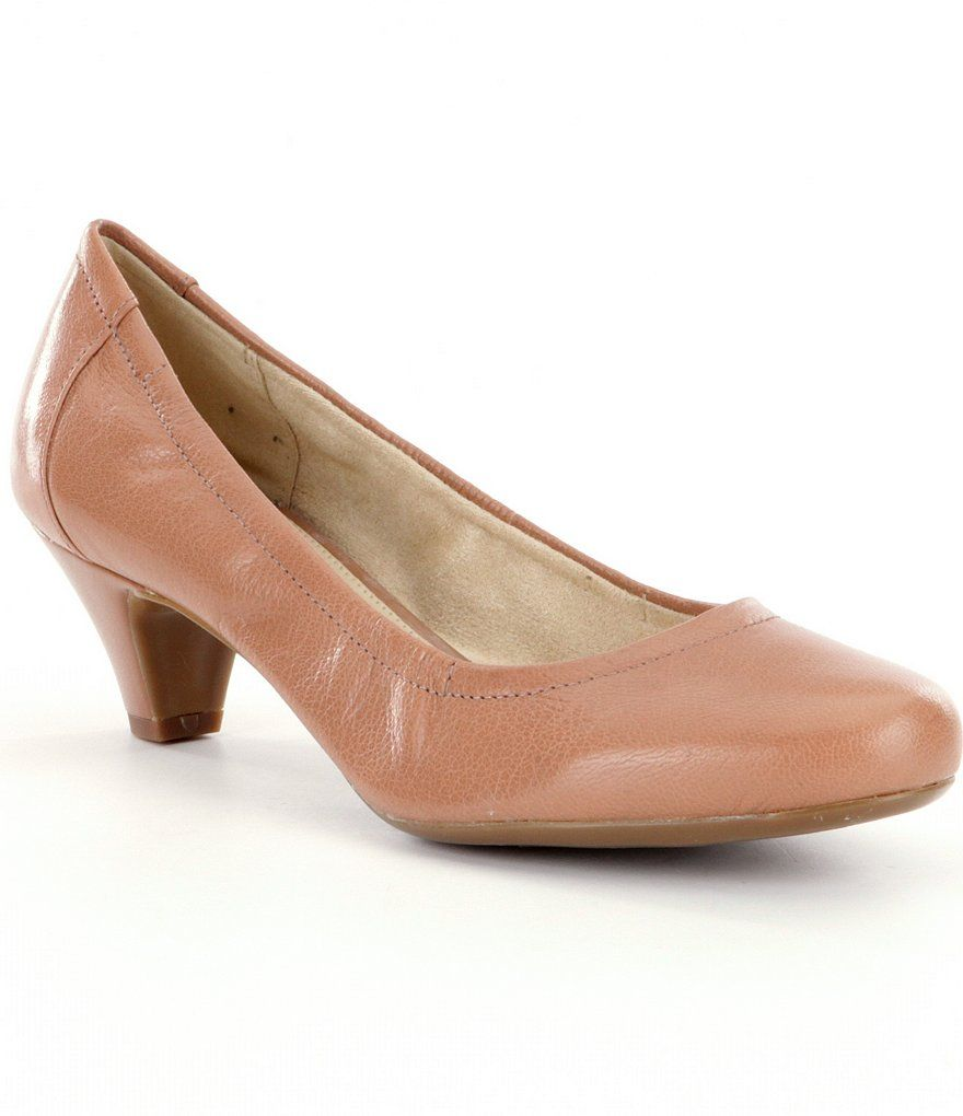 Womens Shoes Naturalizer Stargaze Nude Leather