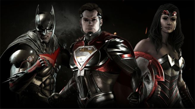 Injustice 2 Power Girl Skin Gods And Demons Shaders More Revealed In 2021 Injustice Dc Injustice Injustice 2 Batman