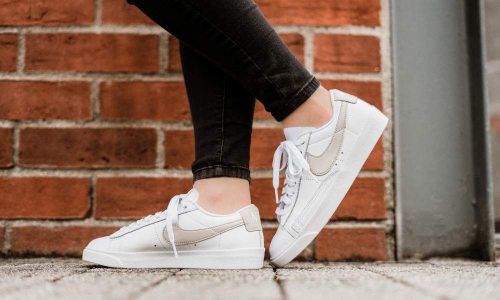 d20e24d33e54 Nike Blazer Low LE Basketball (weiß   beige) - AA3961-112 in 2019 ...