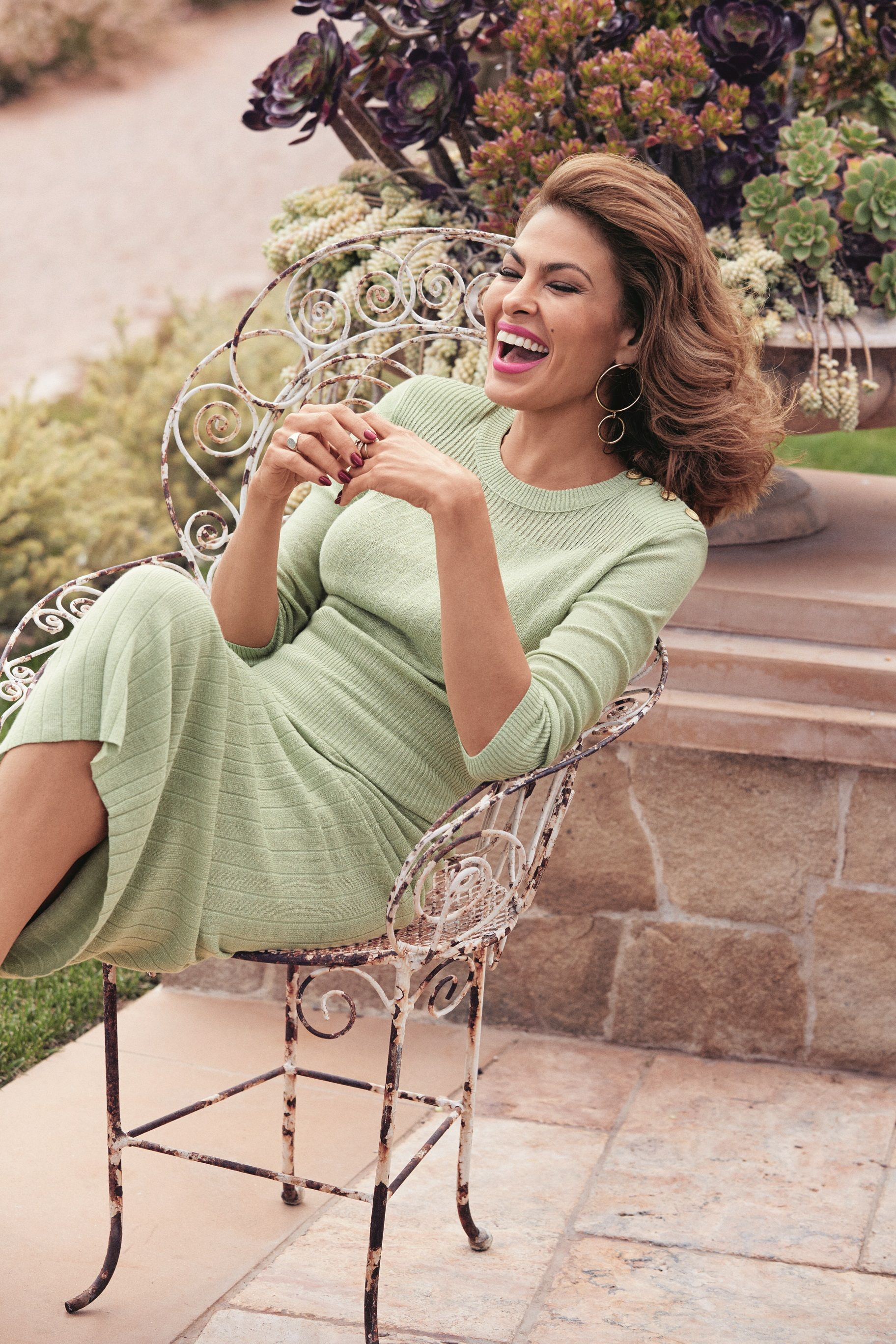 1f4808fe8b1 Pairs perfectly with the matching skirt. From the exclusive Eva Mendes  Collection.