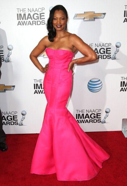 Garcelle Beauvais-NAACP Awards Red Carpet Photos, Pics - 2013 Arrivals Fashion   Gossip Cop