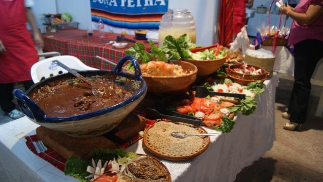Taquizas, comida mexicana se ofrece en eventos reuniones fiestas ...