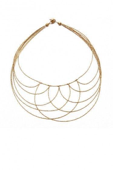 Raven + Lily Kaleidoscope Necklace