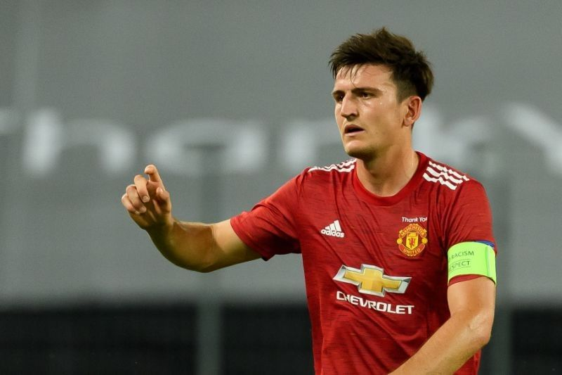Manchester United Captain Harry Maguire Found Guilty Of Aggravated Assault Resisting Arrest And Repe In 2020 Manchester United Manchester Manchester United Official