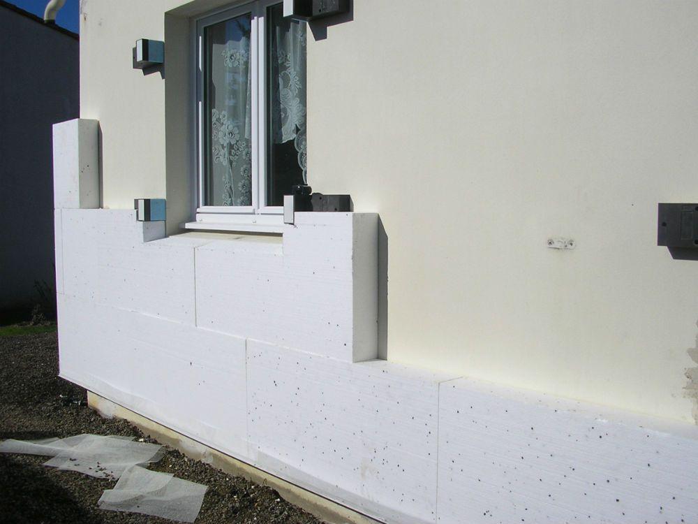 Polystyrène graphité TH32 - Isolation thermique extérieure - Enduire Un Mur Exterieur En Parpaing