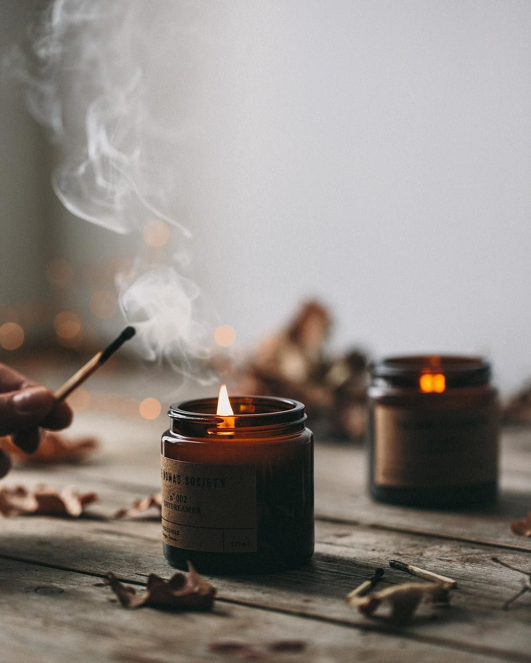 Inspired by wanderers, adventurers, the free spirited and those unconventional gypsy souls who love to travel this new selection of candles are after our own wild hearts.