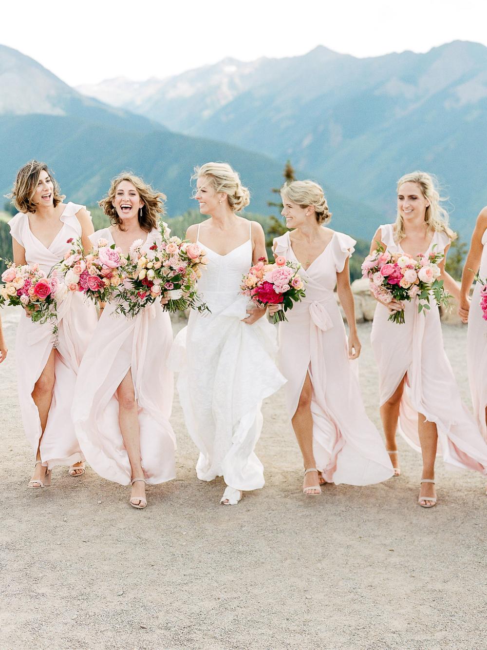 Letty + Scott's Aspen Wedding at The Little Nell — Little