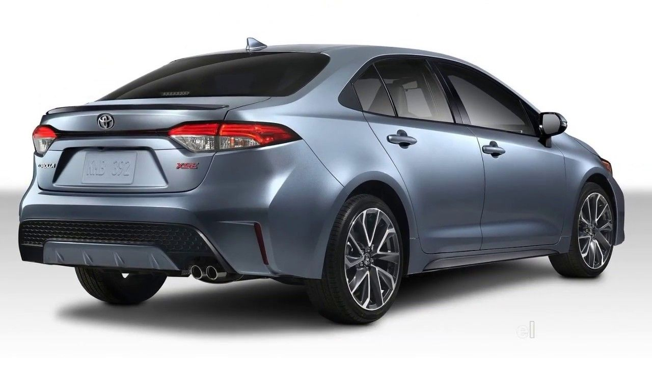 2020 Toyota Corolla Sport Sedan Smarter Comfort Interior Exterior 3 0 Toyota New Car Toyota Corolla Toyota