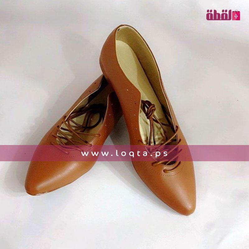 حذاء نسائي صيفي فلات طرف مدبب مع رباط Shoes Summer Shoes Womens Flats
