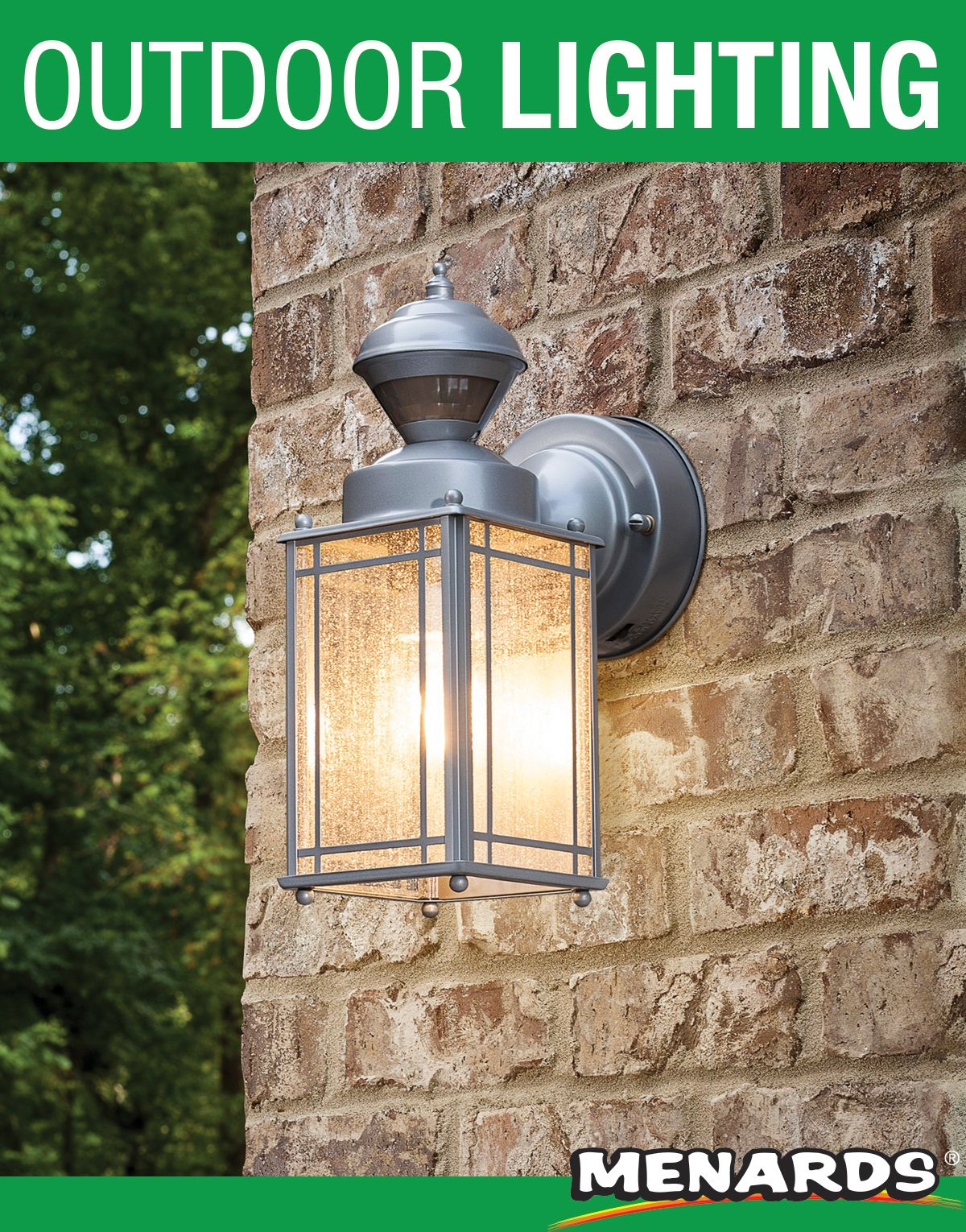 Add Style And Security To The Exterior Of Your Home With The