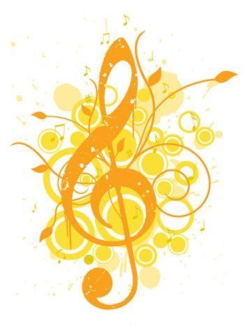 Music Notes Clip Art Free   Found on hillmusic.pbworks.com