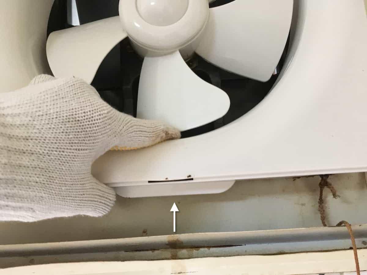 レンジフードと換気扇をdiyで取り外す方法 換気扇 レンジフード リフォーム Diy
